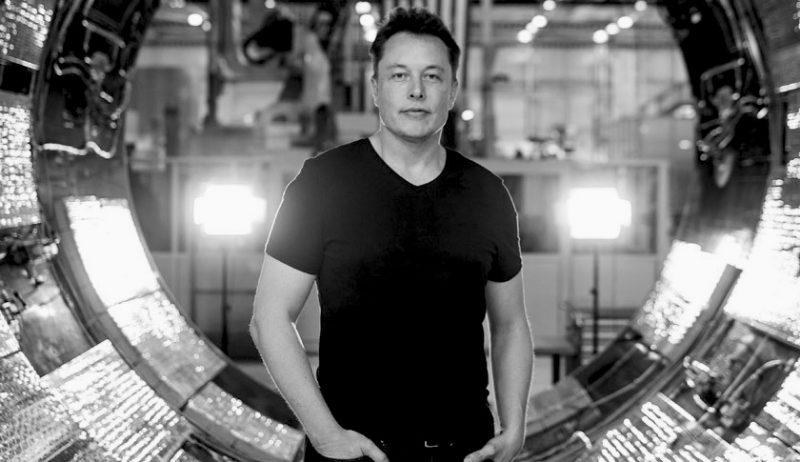 Zdjęcie Elona Muska