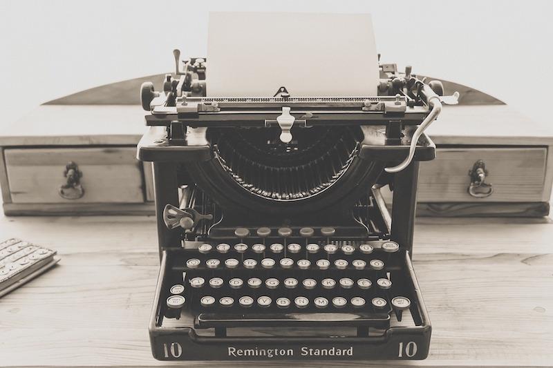 maszyna do pisania remington