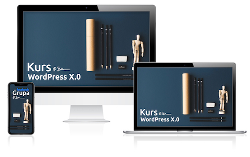 Kurs WordPress X.0